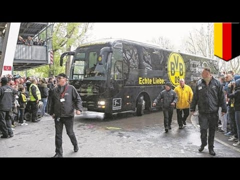 Dortmund explosions: Borussia Dortmund football player injured in triple explosions - TomoNews