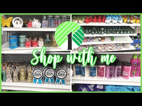 DOLLAR TREE SHOP WITH ME| COME WITH ME DOLLAR TREE| DOLLAR STORE SHOPPING| NEW AT DOLLAR TREE