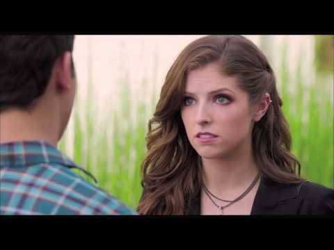 """Happy New Years Special: Anna Kendrick, Pitch Perfect 2 Deleted Scenes """"Jesse Drops Beca Off"""""""