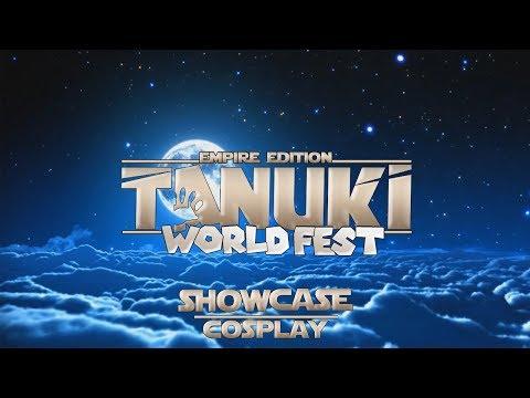 Tanuki World Fest 2017 - Showcase Cosplay
