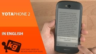 eN Yota Phone 2 Unboxing 4K