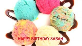 Sabahv2 version 2    Ice Cream & Helados y Nieves - Happy Birthday
