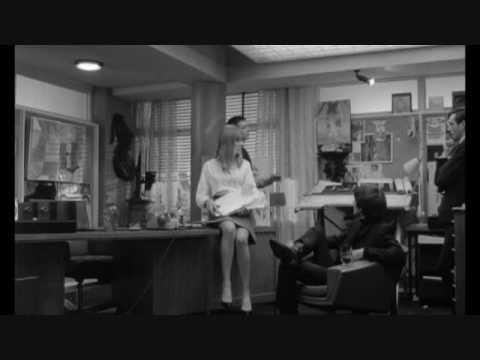 A Hard Day's Night~Funny George Harrison Scene