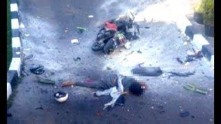 Bom meledak lagi pagi ini, Mapolres Surabaya 09.00