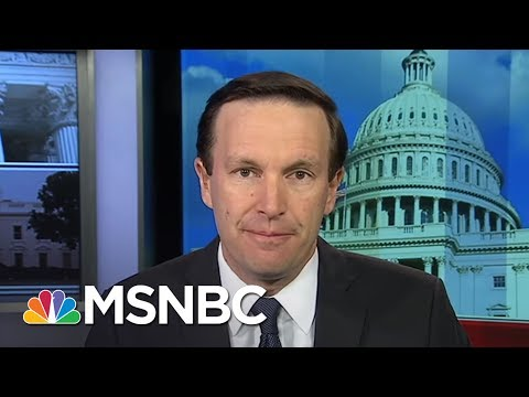 Senator Chris Murphy Wants To Know What James Comey And Donald Trump Discussed | Morning Joe | MSNBC