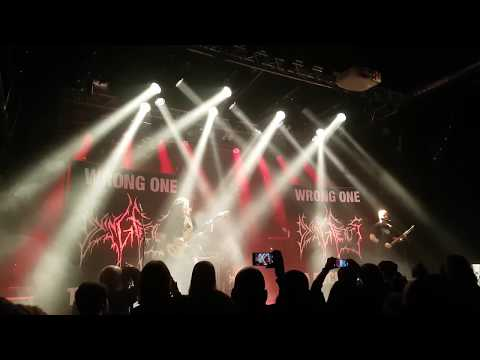 From Womb to Waste - Dying Fetus (Klubben Fryshuset, Stockholm 2017-10-18)