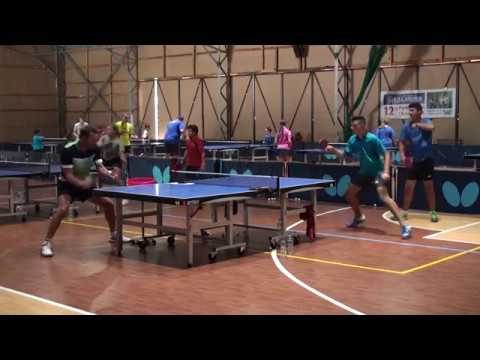 Table tennis training camp Greece summer 2018 dynamittc-Yefremov 3
