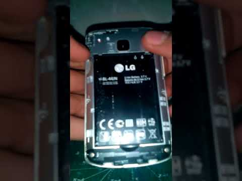 How to Fix secure error booting for LG smart phone !!