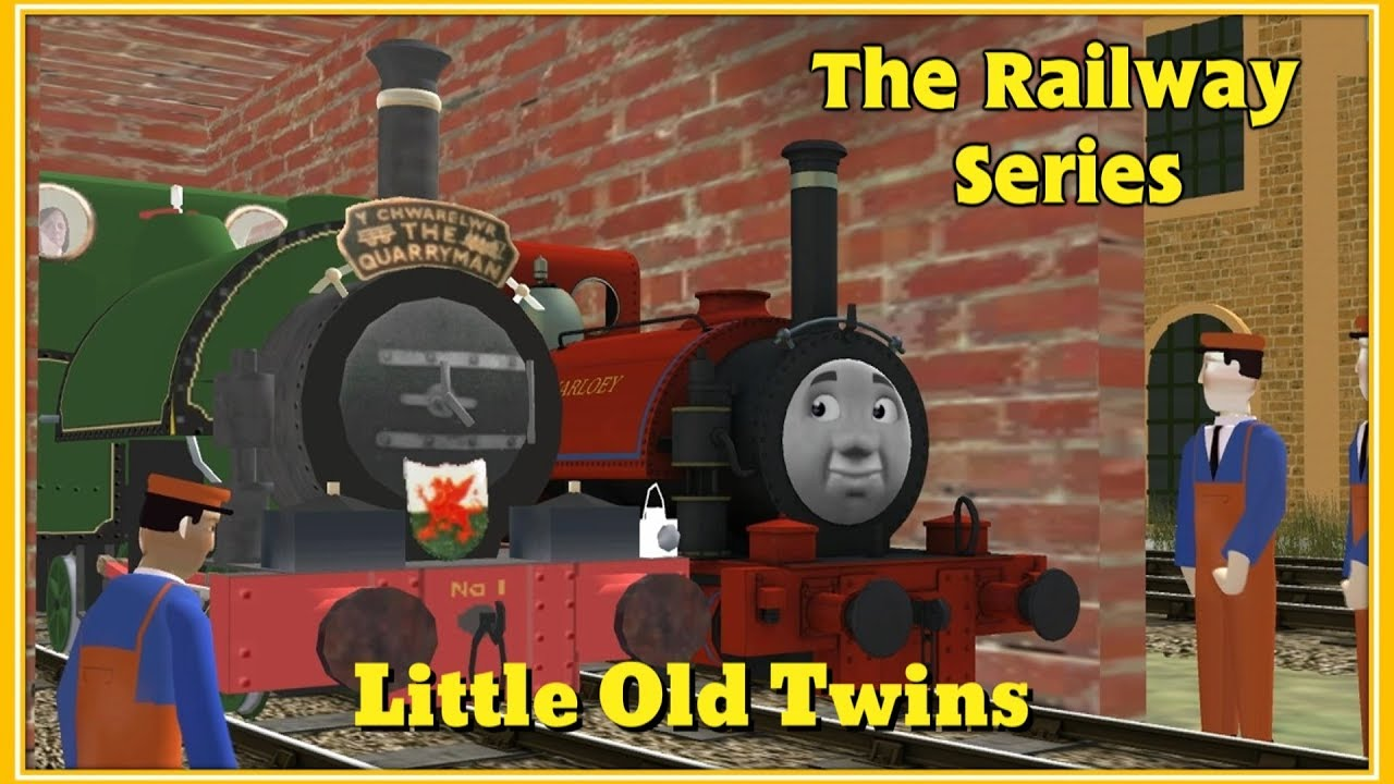 railway series   twins youtube