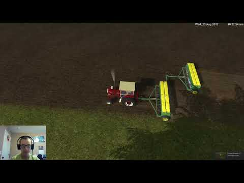 FS17 UMRV Ep 6-Drillin Wheat With Two JD 8530 Drills