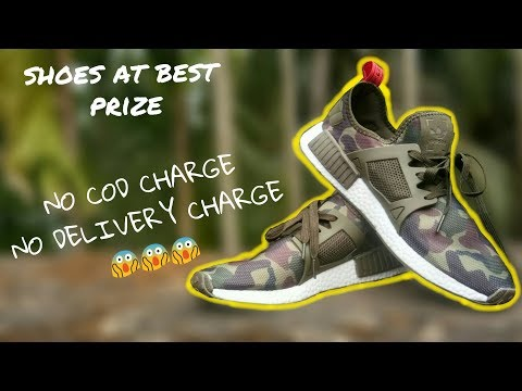 Shoes at best prize no delivery charges 😱?