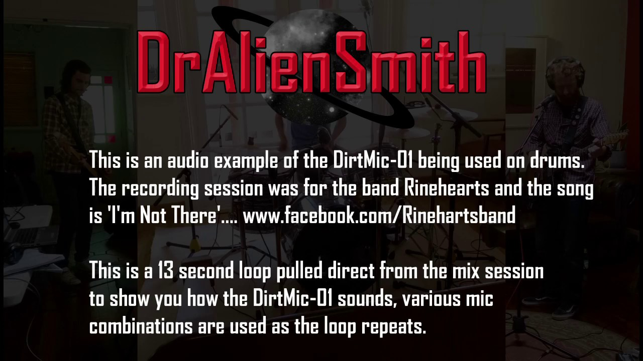 Interview: Dr Alien Smith, Creator of the Dirt-Mic01 Distortion