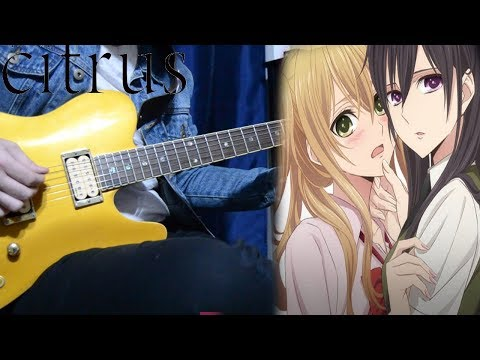 Citrus OP『Azalea - nano.RIPE』{TABS} Guitar Cover
