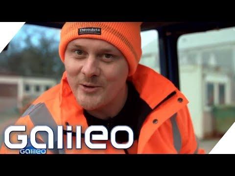 Winterdienst: So verhindern sie das Straßen-Chaos | Galileo | ProSieben