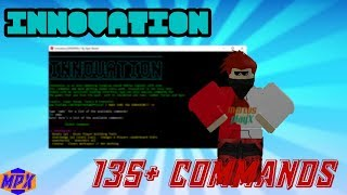 ✅NEW ROBLOX HACK! INNOVATION [ff, btools, ws/jp and more!!] [PATCHED] level 7 | Roblox hack 2017✅