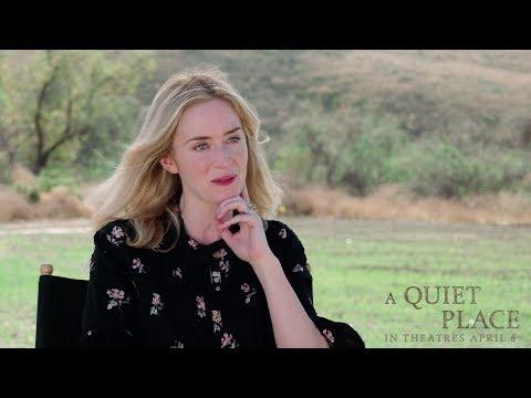 A Quiet Place 2018  Emily Blunt   Paramount Pictures