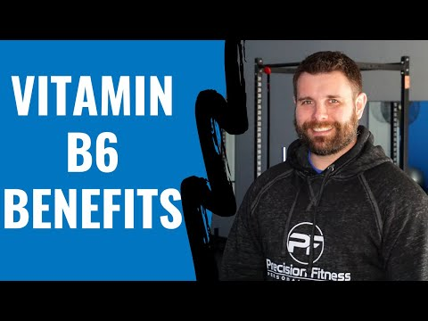 Vitamin B6 Deficiency Symptoms & Vitamin B6 Benefits