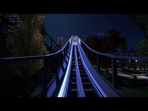 The Wood - Planet Coaster Wooden Coaster POV