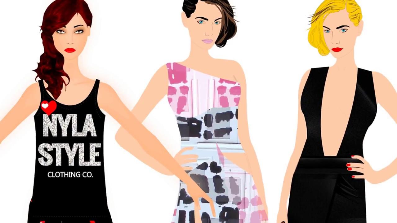 Digital Fashion Pro Fashion Design Software - how to design digital  clothing & sketches