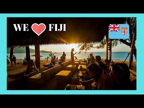 FIJI, exotic WAILOALOA BEACH, fantastic NIGHTLIFE AND FUN (in NADI)