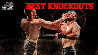 TOP DOG FC BEST KNOCKOUTS