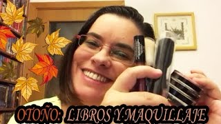 LIBROS JUVENILES Y  MAQUILLAJE - OTOÑO 2016