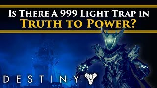 Destiny 2 Lore - Defeating Dul Incaru at 999 Light... This might be a trap (Truth To Power)