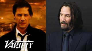 """Keanu reeves has played neo in """"the matrix,"""" a legendary assassin """"john wick,"""" and lazy high-school time traveler the """"bill ted"""" franchise. but, ..."""