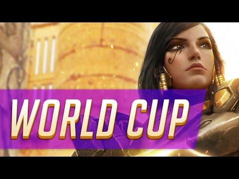 Overwatch World Cup Highlights #1 • Sweden Spain USA Russia Korea Canada Thailand