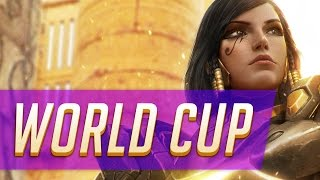 Overwatch World Cup Highlights #1 • Sweden Spain USA Russia Korea Canada Thailand