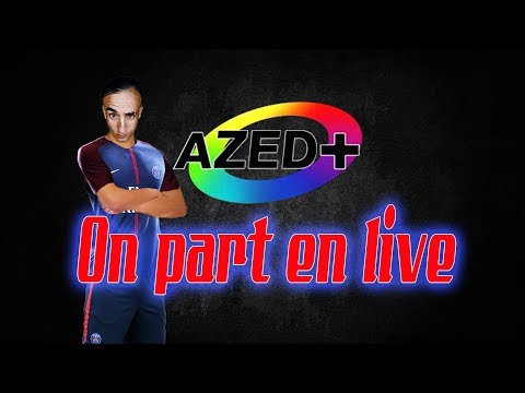 Amiens SC - PSG - On part en live - Azéd Stories