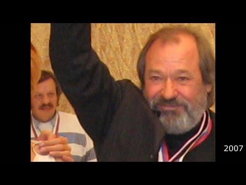 Юрий Агрба - Легенда парикмахерского искусства