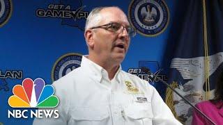 Louisiana Gov. Edwards Gives Update On Coronavirus Response | NBC News