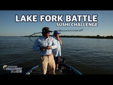 SMC Episode 12:01 - Lake Fork Big Bass Challenge - Jigs, Swimbait And Sight-fishing