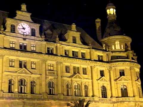 Night ferry in Istanbul,  Haydarpaşa Garı (Station)  2010