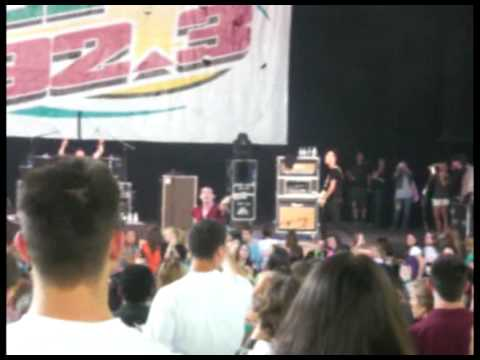 WFLY 92.3 Summer Jam - The White Tie Affair