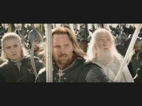 Lord of the Rings - End Battle - Destiny - HQ