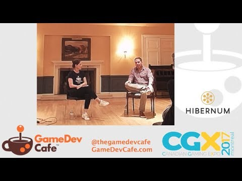 CGX Montreal 2017: Louis René Fireside Chat - The Story of Hibernum