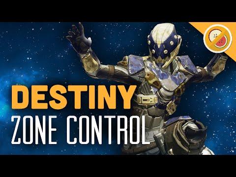 "Destiny ""Passive Zone Control"" - The Dream Team (Funny Gaming Moments)"