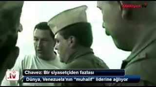 Hugo Chavez Öldü.!