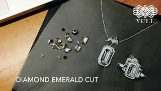 YULL jewelry design sketch in London, 율, 쥬얼리 디자인_diamond eme…