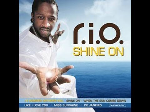 RIO Shine On Disco Completo