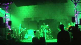 Niumonia - Astronauta (live 12.12.2014)