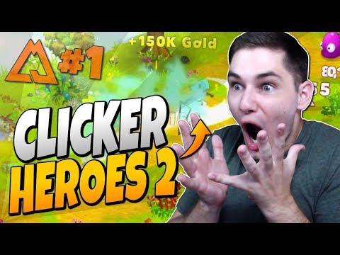 1 CLICKER HEROES 2! Powrót legendy!