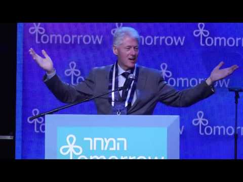Bill Clinton' speech - The Presidential Medal of Distinction event