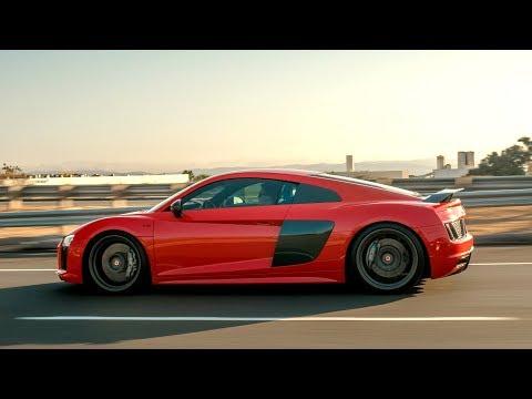 640HP Modified Audi R8 V10 - Better than a plus!!