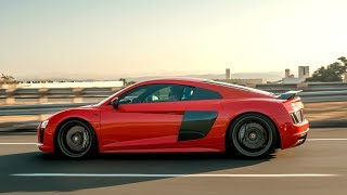640HP Modified Audi R8 V10 - Better than a plus!!
