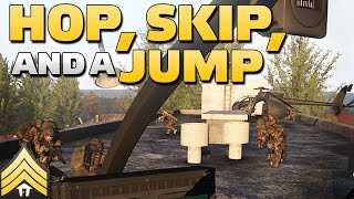 Hop, Skip, and a Jump - Arma 3 Aerial Route Security