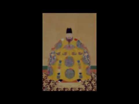 中國帝王之明清 Emperors of the Ming Dynasty and the Qing Dynasty