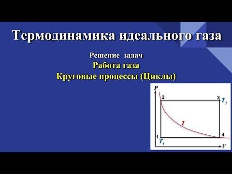 Термодинамика процессы решение задач выполнение контрольных работ пермь